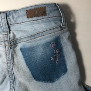 Distressed Polo Spring Jeans Girls 5